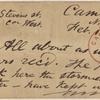 Doyle, Peter, APCS to. Feb. 12, [1875].