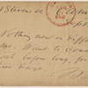 Doyle, Peter, APCS to. Sep. 4, [1875].
