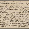 O'Connor, Ellen M., APCS to. Dec. 21, 1888.