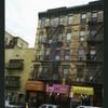 Block 213: East Broadway between Pike Slip and Rutgers Street (east side)