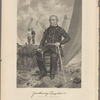 Zachary Taylor [signature] at the period of his commanding in Mexico.