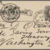 O'Connor, William D., APCS to. Sep. 6, 1883.