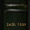 O'Connor, William D., APCS to. Jan. 20, 1889.
