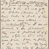 O'Connor, William D., ALS to. Jun. 28, [1882].