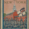 In the Battle for New York: Or, Uncle Sam's Boys in the Desparate Struggle for the Metropolis