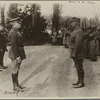 """General Pershing and Marshal Foch…"""