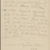 Burroughs, John, ALS to [J. J.] Piatt. Oct. 16, 1892.