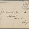 Eldridge, C. W. ALS to John Burroughs.  Jun. 26, 1902.