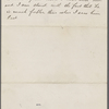 Eldridge, C. W. ALS to William D. O'Connor.  Aug. 10, 1885.
