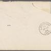 Harned, Thomas B. TLS to R. M. Bucke.  Sep. 14, 1899.