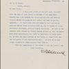 Harned, Thomas B. TLS to R. M. Bucke.  Dec. 23, 1901.