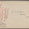 Harned, Thomas B. TLS to R. M. Bucke.  Jan. 7, 1902.