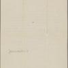 Harned, Thomas B. TLS to R. M. Bucke.  Feb. 10, 1902.