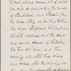 O'Connor, W. D., draft AL to S. S. Rice. [1875].