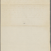 Bing, Julius,letter to [J. H.] Ashton. Oct. 1, 1866. Copy in hand of W. D. O'Connor.