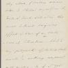 Phillips, Wendell, ALS to [William D.] O'Connor. Jun. [21], 1866.