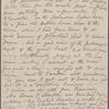 O'Connor, William D., ALS to. Apr. 25, 1888.