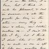 Whitman, Louisa Van Velsor, mother, ALS to. Feb. 12, 1867.
