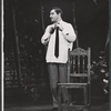 Bruce Gordon in the stage production Diamond Orchid