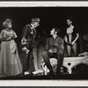 Jane Connell, Eddie Foy Jr., Elliott Gould and Lesley Ann Warren in the stage production Drat the Cat!