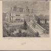 Aldworth, Blackdown -- summer residence of the poet laureate.