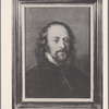 "56. ""Moonlight portrait."" A portrait of Alfred, Lord Tennyson ascribed to George Frederick Watts..."