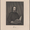 A. Tennyson [signature]. Likeness from a painting approved by the author