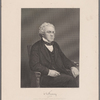 W.M. Thackeray [signature]. Likeness form an original drawing by Samuel Lawrence.