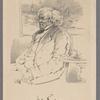 """Wm Thackeray [signature] author of """"Vanity fair."""""""