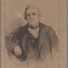 William Makepeace Thackeray. From a photograph by Mr. Herbert Watkins.