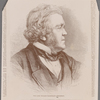The late William Makepeace Thackeray.