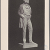 William Makepeace Thackeray (from Boehm's statuette).