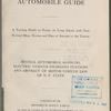 Brooklyn Daily Eagle Long Island automobile guide