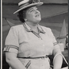 Rita Shaw in the stage production of The Pajama Game