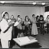 The pajama game, revival rehearsal [1973]