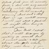 Brown, Lewis K., ALS to WW. Jul. 18, 1863.