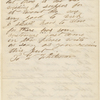 Boyd, Justus F., ALS to WW. May 14, 1863.