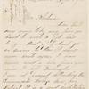 Boyd, Justus F., ALS to WW. Sep. 18, 1864.