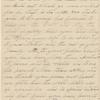 Stilwell, Margaret, on behalf of James S. Stilwell, ALS to WW. Dec. 28, 1863.