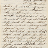 Stilwell, James S., ALS to WW. Sep. 2, 1864.
