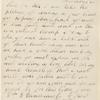 Vandermark, William E., ALS to WW. Dec. 25, 1863.