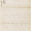 Winterstein, Manvill, ALS to WW. Mar. 10, 1875.