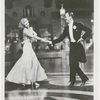Fred Astaire and Ginger Rogers in the motion picture Top Hat.