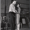 Sunday in New York [1961], rehearsal.