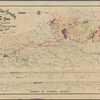 Map and profile showing sources of, and manner of obtaining, an additional supply of water for the city of New York