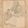 New York City and Environs compiled from Maps of the U. S. Coast Survey and from special supplementary surveys.