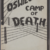 Oswiecim, camp of death, Front cover