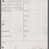 Stage manager's report, 1983