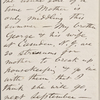 Burroughs, John, ALS to. Jun. 18, [1872].
