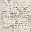 Burroughs, John, ALS to. Dec. 17, [1875]. Previously Dec. 17, [1873].